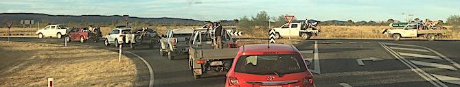 2453 Finke traffic 1