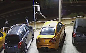 2458 vandalism Car to Car 270