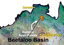 2496 Beetaloo Basin