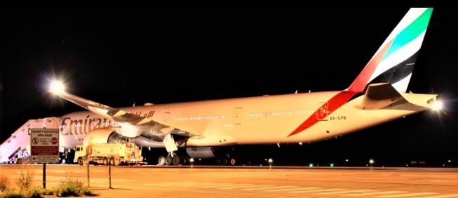 2499 Emirates jet