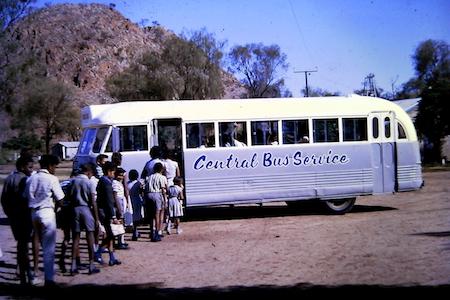 2617 school bus St Mary's OK